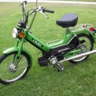 Green 1978 Puch Maxi Luxe