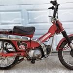 1984 Honda Trail 110