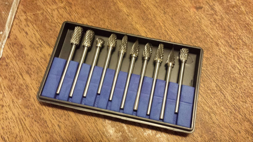 Carbide Dremel Burr