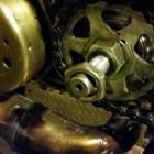 Tomos Oil Seal Nut